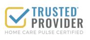 trusted provider logo